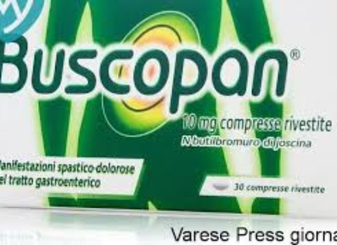 AIFA ritira tutti i farmaci a base di ranitidina per rischio cancro tra questi anche il Buscopan. Ecco i medicinali da evitare