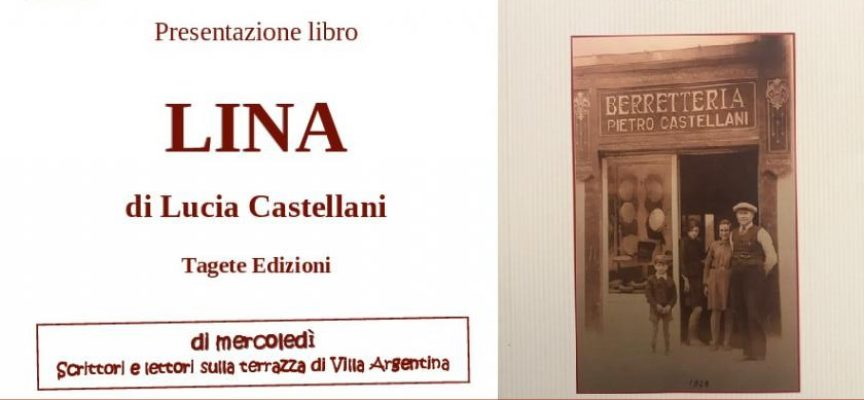 """A Villa Argentina """"Lina"""" di Lucia Castellani"""