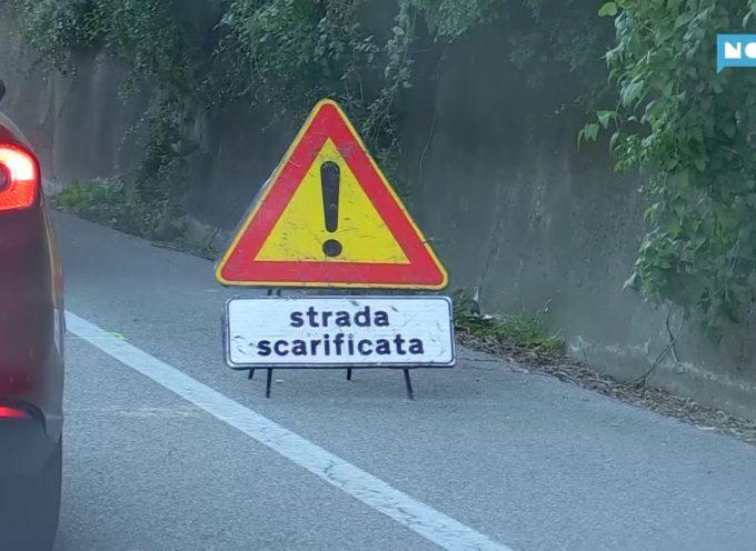 Traffico nel caos in Valle del Serchio: da e… per Lucca
