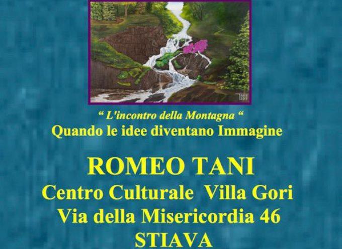 L'incontro con la montagna, mostra di Romeo Tani Inaugurazione 21 settembre ore 17 – In esposizione fino al 6 ottobre