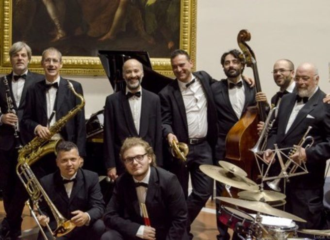 LA OSMANNGOLD SWING BAND TORNA IN CONCERTO A LUCCA: