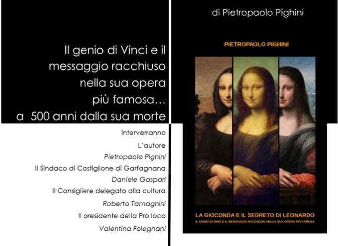 Presentazione libro – La Gioconda e il segreto di Leonardo di Pietropaolo Pighini