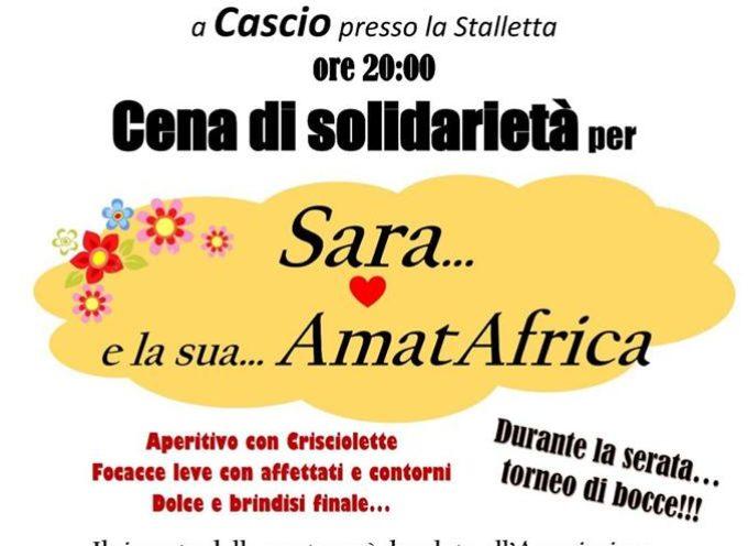 Cena di solidarietà Stalletta – Cascio – Molazzana
