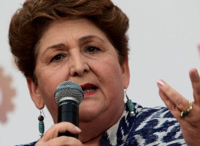Teresa Bellanova nuovo ministro Politiche agricole.