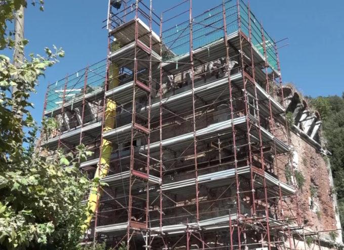 Partiti i lavori per recuperare la Torre Medicea