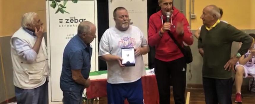 La polisportiva Capannori vince il III° Memorial Paladini,
