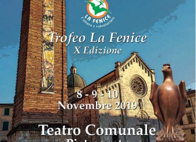 """""""Trofeo La Fenice"""" a Pietrasanta, talenti in arrivo da tutta Italia"""