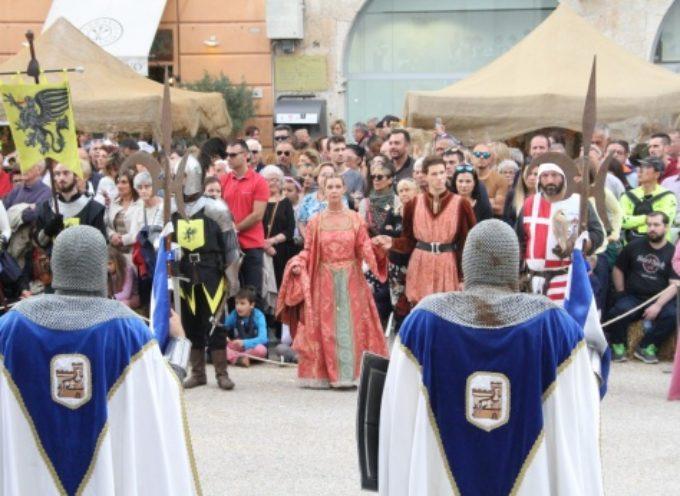 ancora Pietrasanta Medievale, comune premia vetrine e foto social più belle