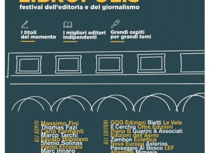 PIETRASANTA – Massimo Fini apre terza edizione Libropolis, dal 18 al 20 ottobre il Festival dell'Editoria e Giornalismo