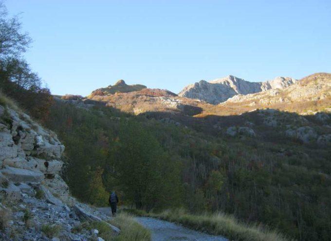 Escursione sul sentiero della Libertà con il CAI Garfagnana, a Piglionico – Molazzana