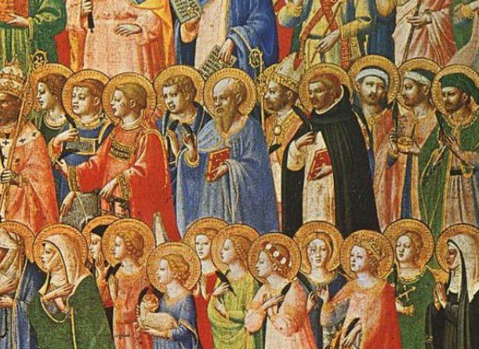 Il Santo del giorno, 1 Novembre: I Santi, Ognissanti ed Halloween