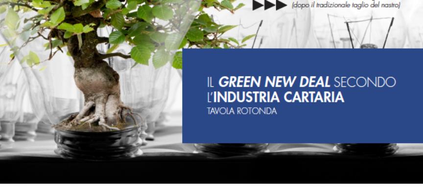 MIAC-Mostra Internazionaledell'Industria Cartariaal via mercoledì 9 ottobre al Polo Fiere di Lucca