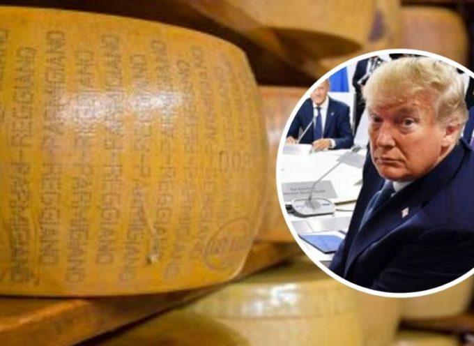 Dazi Usa: tutti i prodotti MADE IN ITALY colpiti
