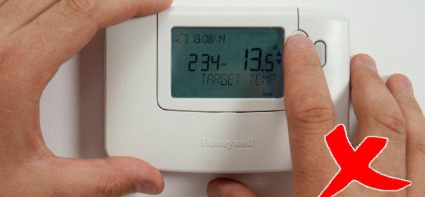 trucchi intelligenti per riscaldarci dentro casa senza mettere mano al termostato e al portafoglio