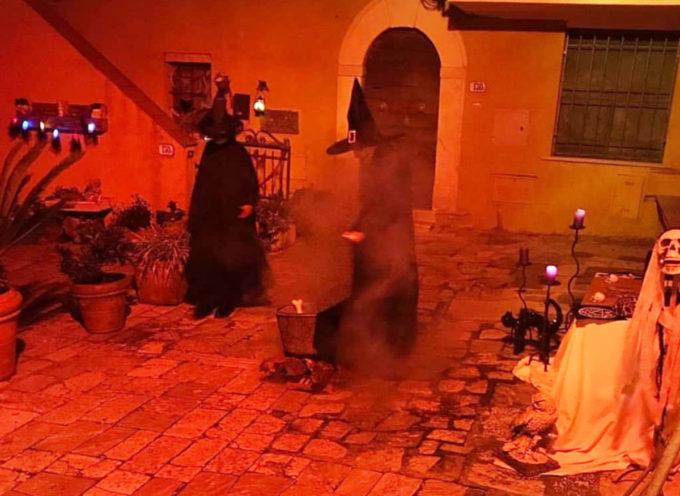 Tutto pronto a Giustagnana per la Notte delle Streghe: una serata 'terrificante' (ma anche gustosa) per grandi e piccini