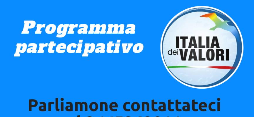 Italia dei Valori: Elezioni amministrative 2020 a Viareggio.