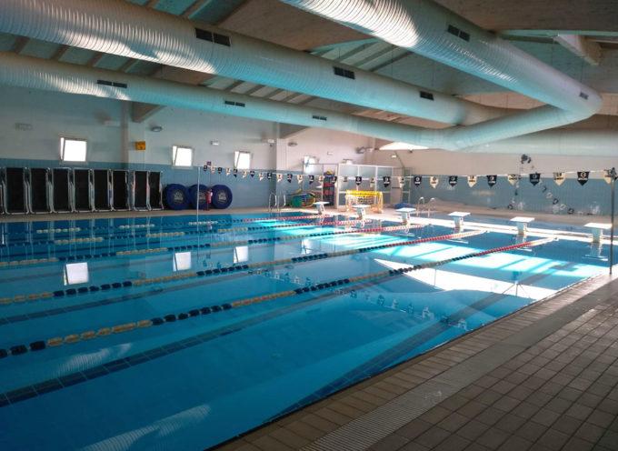 terminati i lavori alla vasca, la piscina comunale riapre come da programma lunedì 4 novembre