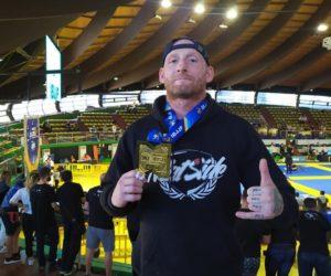 Seravezza – Andrea Bartelletti Campione Europeo di Ju Jitsu