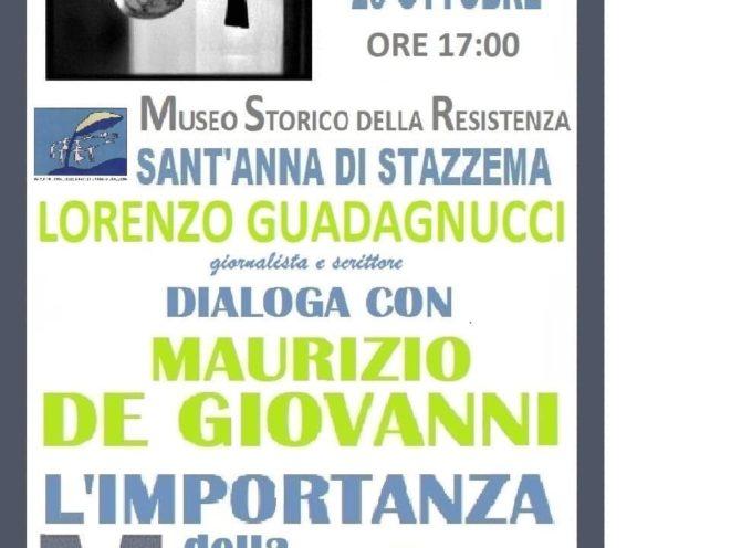 Museo Storico della Resistenza di Sant'Anna – Dialogo sull'importanza della memoria