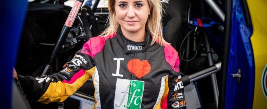 Rallye e solidarietà – Rachele Somaschini e Chiara Lombardi per #CorrerePerUnRespiro