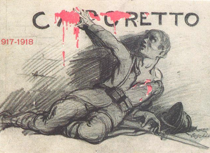 ACCADDE OGGI – 24 ottobre 1917. LA DISFATTA DI CAPORETTO