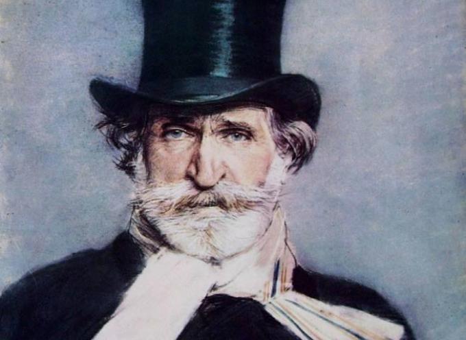10 ottobre 1813. A Roncole, Busseto nasce Giuseppe Verdi,