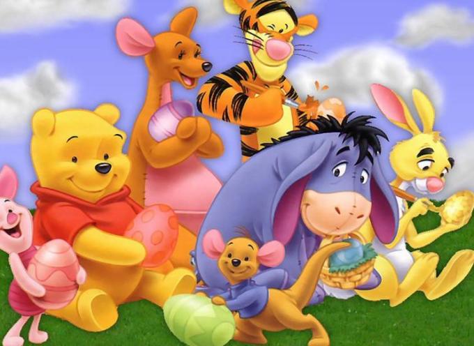 14 ottobre 1926. Viene pubblicato per la prima volta il libro per ragazzi Winnie the Pooh,