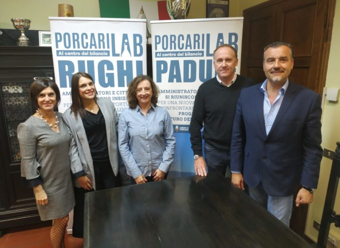 PorcariLab, il primo progetto partecipativo del Comune di Porcari.