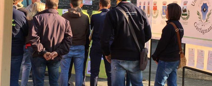 """Castelnuovo di Garfagnana oggi e domani sarà sede della iniziativa del Dipartimento Nazionale di Protezione Civile """"Io Non rischio 2019"""""""