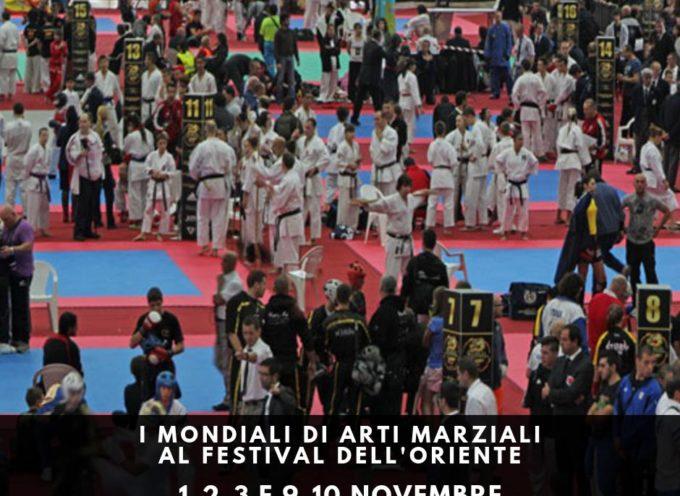 All'interno del Festival dell'Oriente di Carrara,