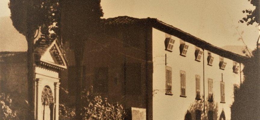 si ricorda SANTA TERESA D'AVILA (1515-1582) riformatrice dell'Ordine Carmelitano. Fino al 10 luglio 1947, a Borgo a Mozzano,