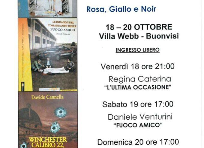 Festival Letterario a Bagni di Lucca il 18/20 ottobre