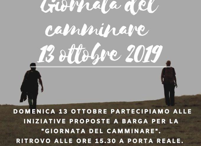 la Giornata del Camminare 2019 a Barga