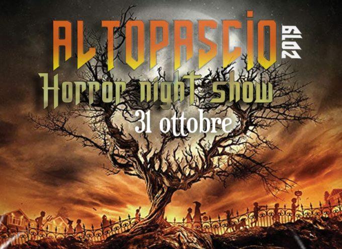 Torna la Festa di Halloween nel centro del paese con Altopascio Horror Night Show.