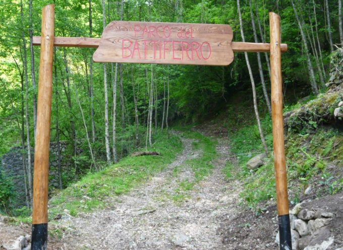 Altra novità 2019 a Garfagnana Terra Unica sono le visite guidate al Parco Battiferro