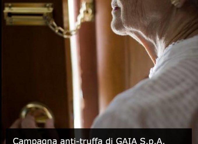 Pietrasanta – OGGI 15/10/2019 nuovi tentativi di truffa ai danni degli utenti DI GAIA di Pietrasanta zona #Africa.