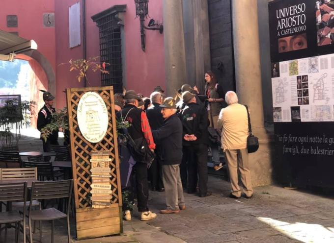 Una delle proposte viene da Pro Loco Castelnuovo di Garfagnana con le VISITE TURISTICHE GUIDATE .
