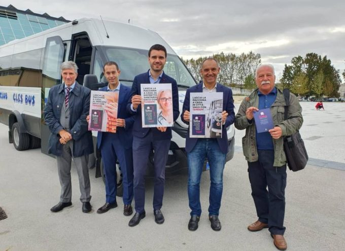 Ci eravamo presi l'impegno di rivoluzionare il trasporto pubblico di Capannori!