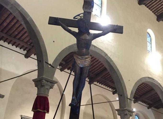 Domenica si è svolta la celebrazione del Ventennale del Ss. Crocifisso,