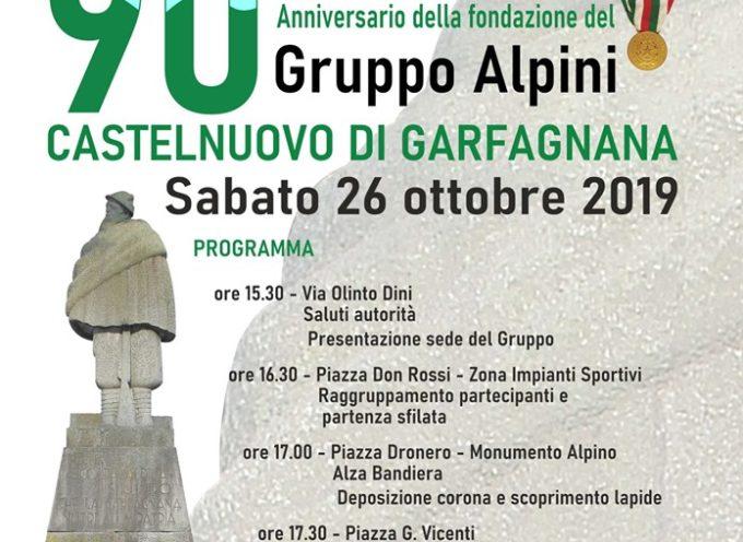 Castelnuovo farà festa ai nostri Alpini.