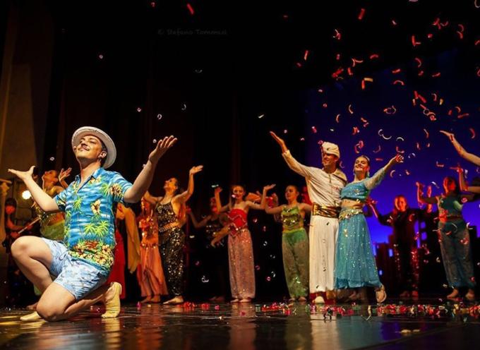 La seconda scuola di danza che si esibirà nell'arena di Garfagnana Terra Unica sarà probabilmente la più giovane .