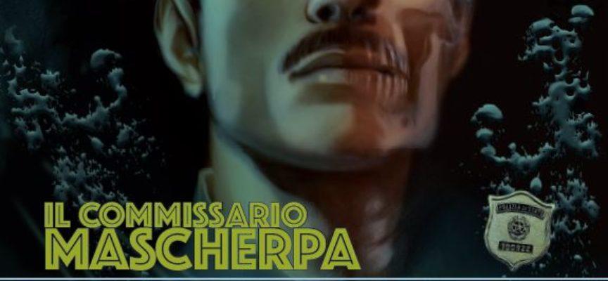 """la Polizia di Stato presenterà il secondo volume del fumetto """"Il #Commissario #Mascherpa""""."""