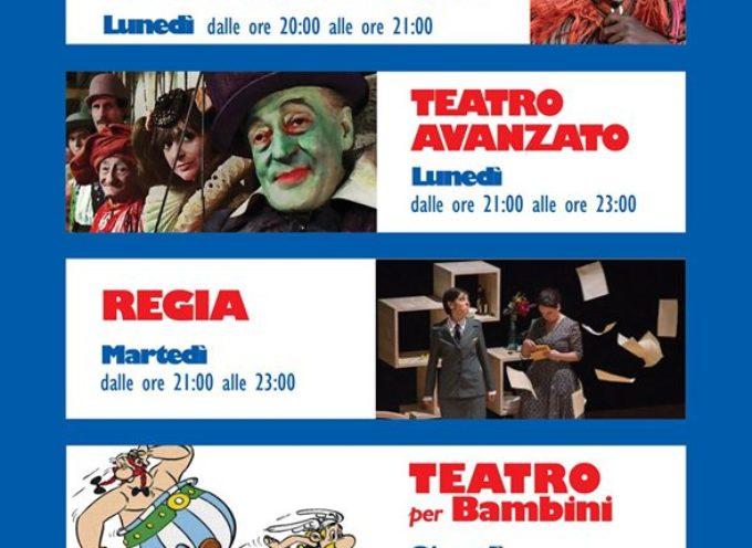 """Fate Teatro!  — presso Teatro Comunale """"I. Nieri"""" di Ponte a Moriano."""