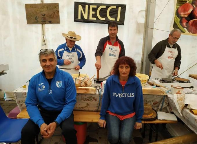 Uno dei prodotti più conosciuti del nostro territorio è di certo il NECCIO . Al Local street Food di Garfagnana Terra Unica