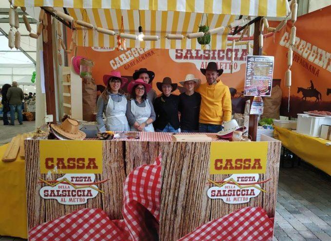 Il LOCAL STREET FOOD di Garfagnana Terra Unica – ci sarà Careggine con il loro PANINO CON SALSICCIA