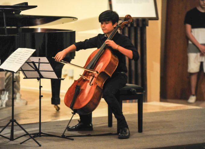 Giovanissimi talenti della musica classica in concerto a Villa Bertelli