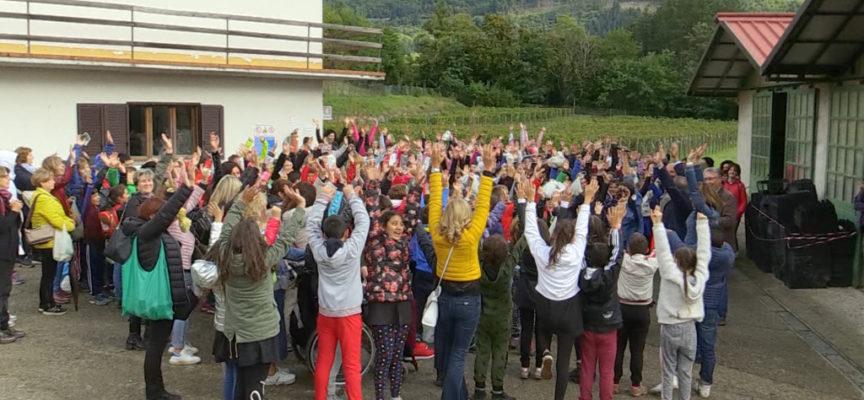 250 giovani alla scoperta delle biodiversità al Centro La Piana