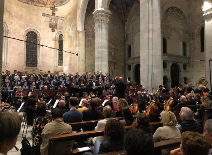 Trionfo per il Requiem di Mozart alla Cattedrale di San Martino