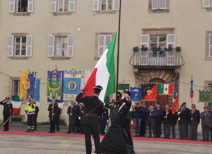 MASSAROSA – 4 novembre Giornata dell'Unità Nazionale e delle Forze Armate