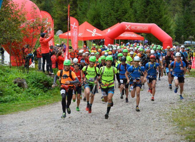 il Soccorso Alpino Toscano in gara con una propria squadra di tecnici alla Dolomiti Rescue Race 2019